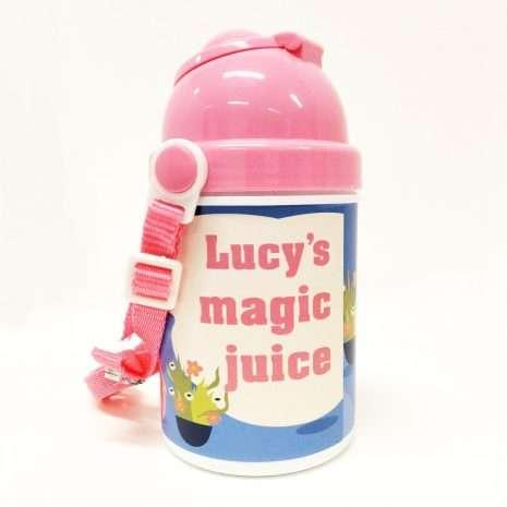 Personalised-Printed-Childs-Plastic-Drinks-Bottle-Pink.jpg
