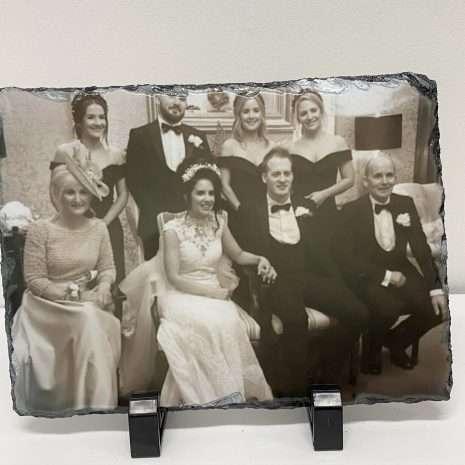Personalised Printed Photo Slate