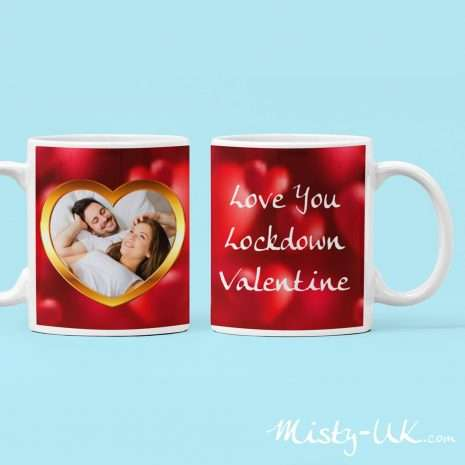 Love You Lockdown Valentine