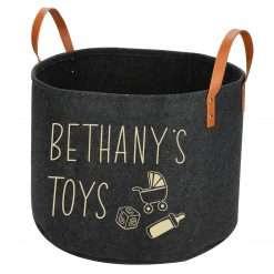 Personalised Storage Baskets