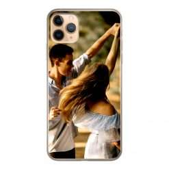 Apple iPhone 11 Pro Max Soft case (back printed, transparent)