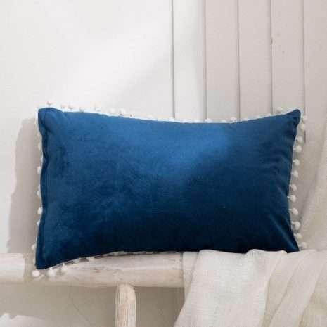 Luxury Cushion Navy