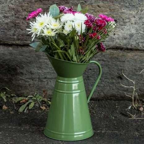 Large-Personalised-Flower-Vase-Green.jpg